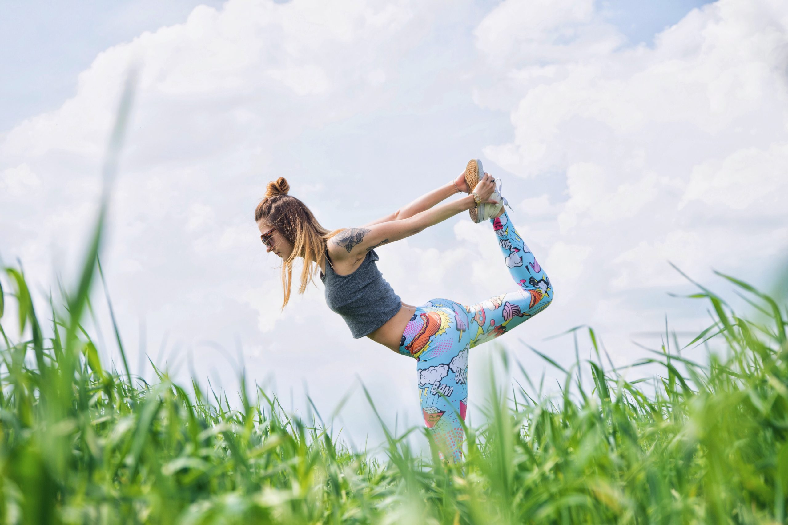 Wakacyjna joga
